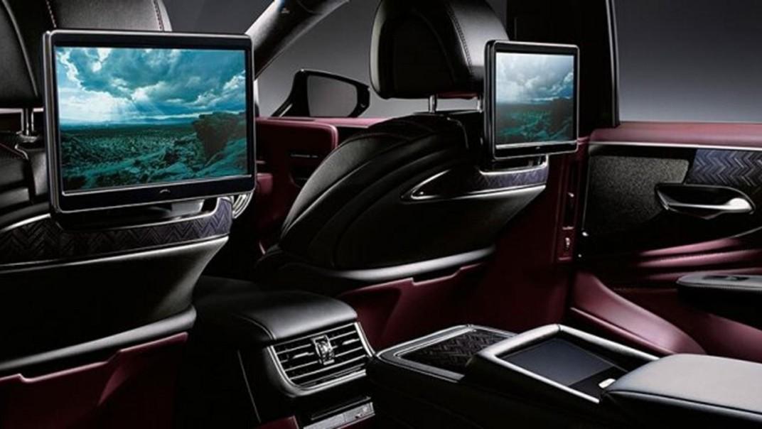 Lexus LS 2020 Interior 011