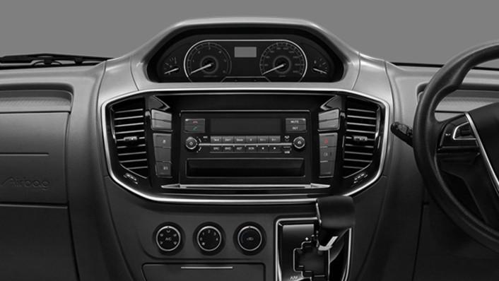 MG V80 2020 Interior 003