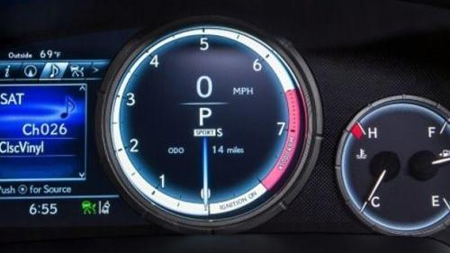 Lexus RX 2020 Interior 005