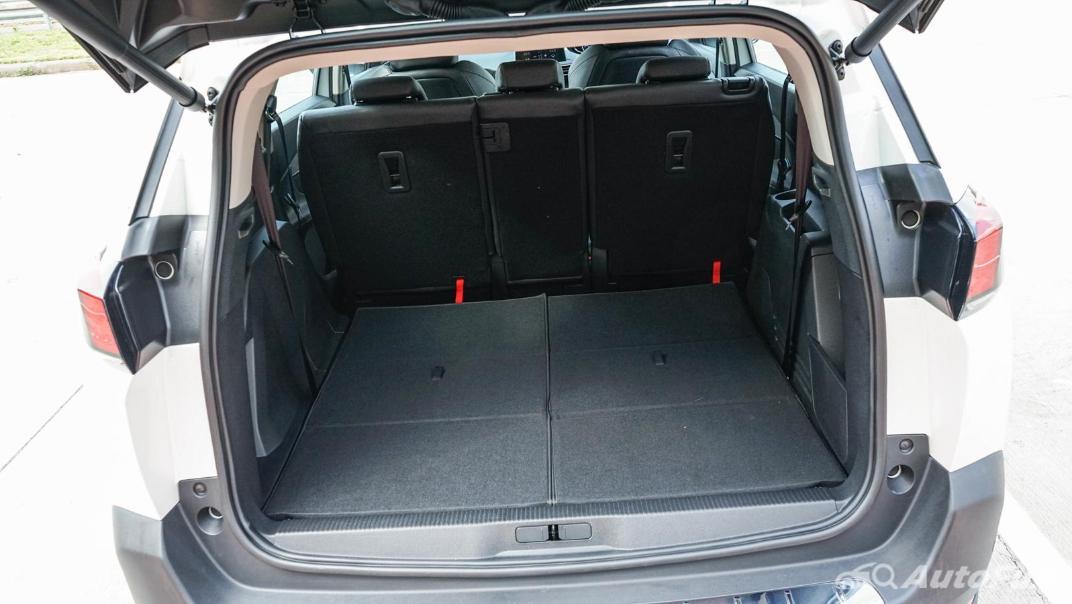 2020 Peugeot 5008 1.6 Allure Interior 045