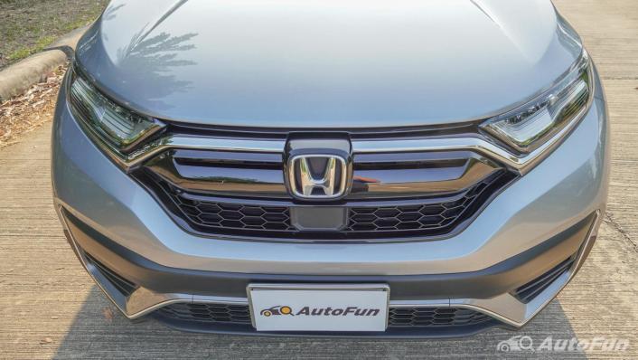 2020 Honda CR-V 1.6 DT-EL 4WD Exterior 009