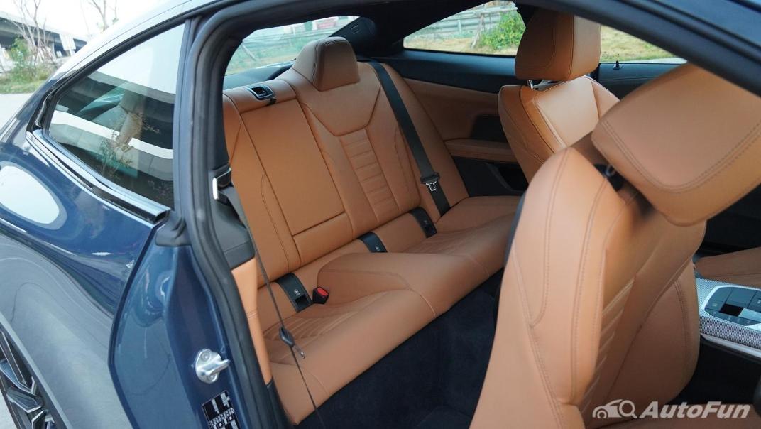 2020 BMW 4 Series Coupe 2.0 430i M Sport Interior 046