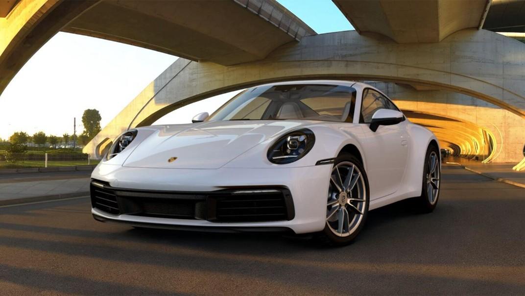 Porsche 911 2020 Exterior 003