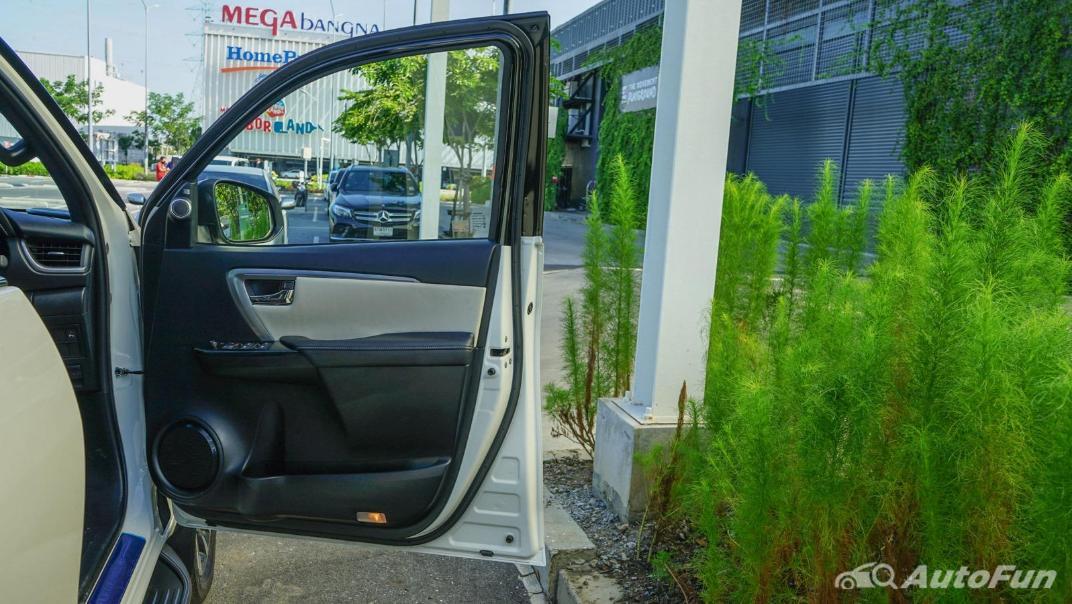2020 Toyota Fortuner 2.8 Legender 4WD Interior 068