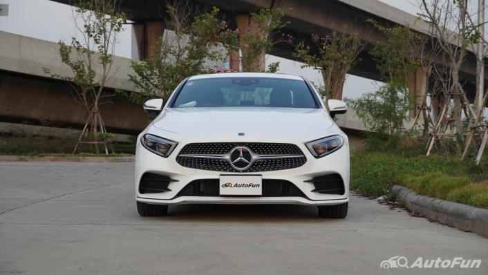 2021 Mercedes-Benz CLS 220 d AMG Premium Exterior 002