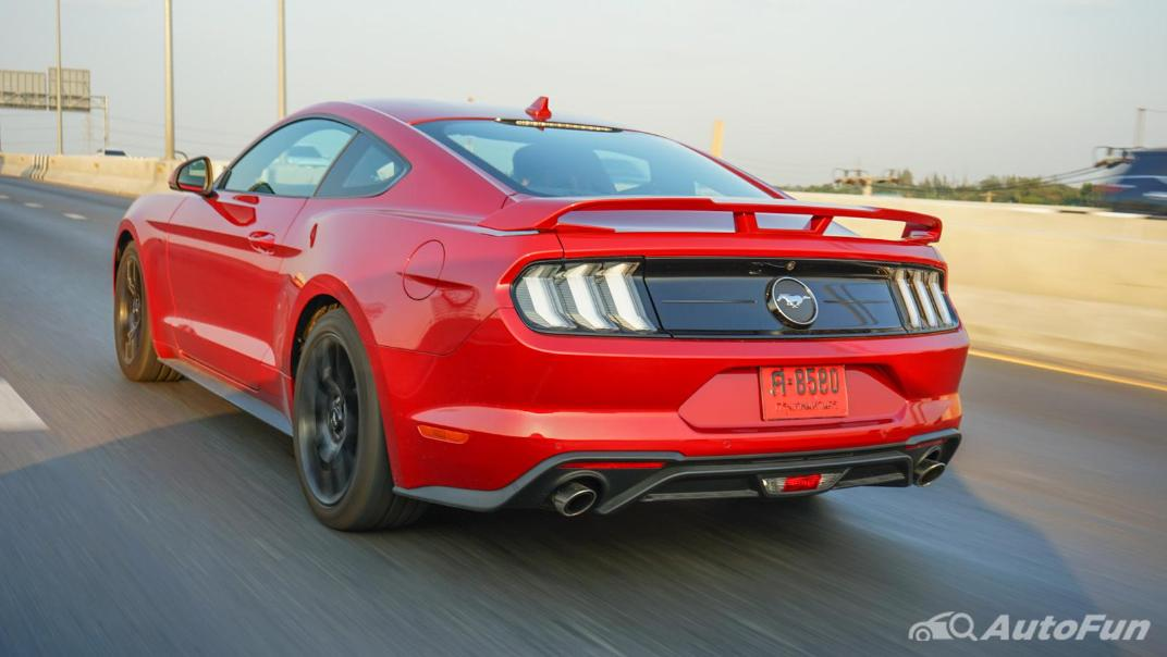 2020 Ford Mustang 2.3L EcoBoost Exterior 042