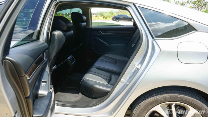 2020 Honda Accord 1.5 Turbo EL Interior 007