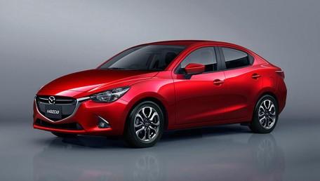 2021 Mazda 2 Sedan 1.3 S Leather ราคารถ, รีวิว, สเปค, รูปภาพรถในประเทศไทย | AutoFun
