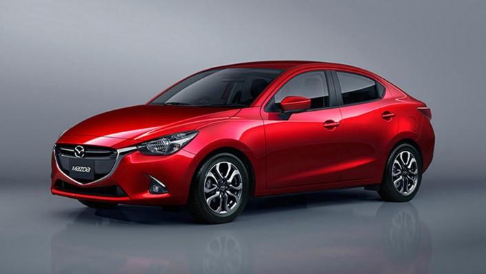 Mazda 2 Sedan 2020 Exterior 001