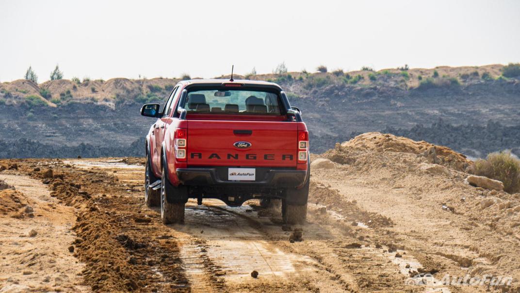 2021 Ford Ranger FX4 MAX Exterior 060