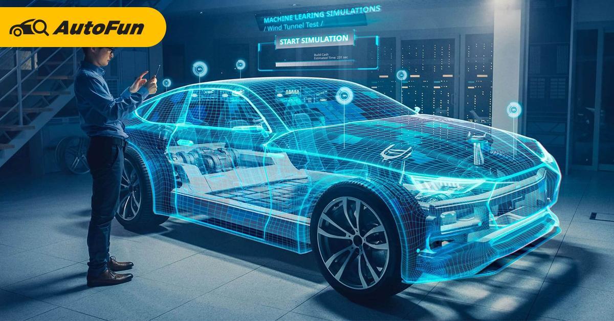 เผยข้อได้เปรียบ บริษัทไอทียักษ์ใหญ่จากจีน ทำไมจะครองเจ้าตลาดรถยนต์ 01