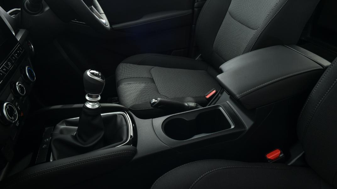 2021 Mazda BT-50 Freestyle cab Upcoming Version Interior 019