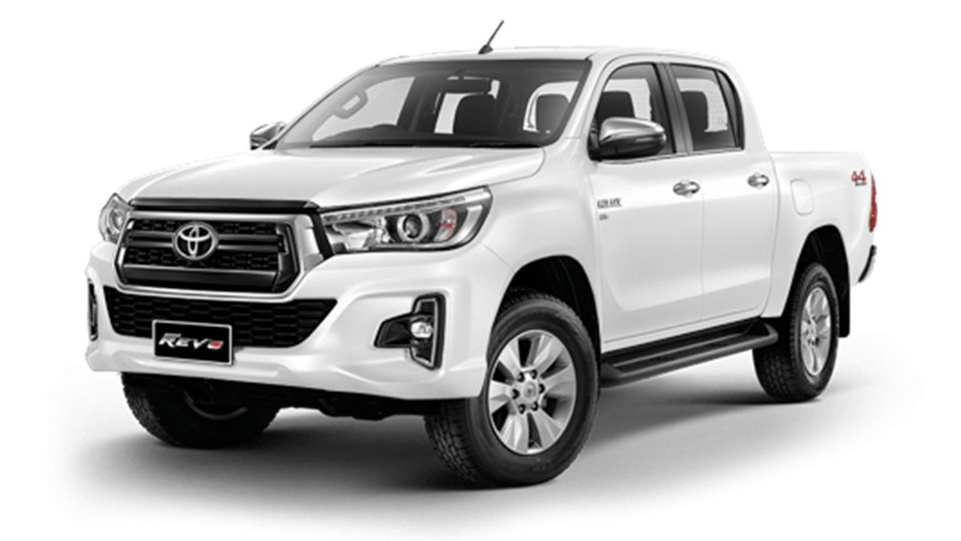 Toyota Hilux Revo Double Cab Public 2020 Others 004