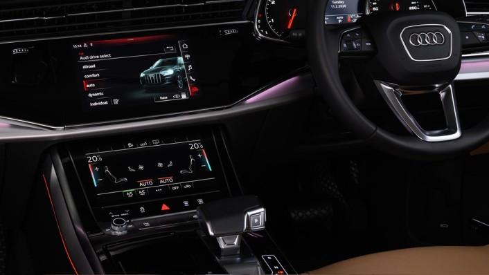 Audi Q7 2020 Interior 002