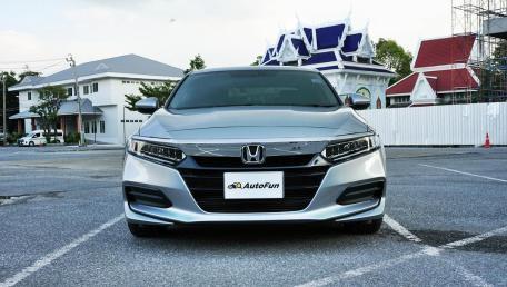 2021 Honda Accord 1.5 Turbo EL ราคารถ, รีวิว, สเปค, รูปภาพรถในประเทศไทย | AutoFun