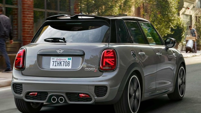 Mini 5-Door-Hatch 2020 Exterior 010