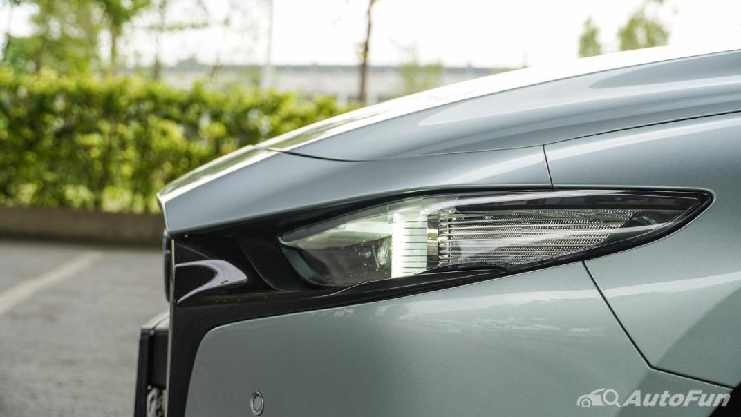 2020 Mazda 3 Fastback 2.0 SP Sports Exterior 011