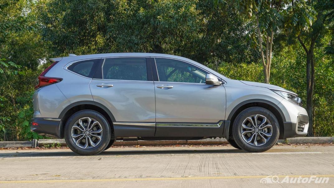 2020 1.6 Honda CR-V DT-EL 4WD Exterior 004
