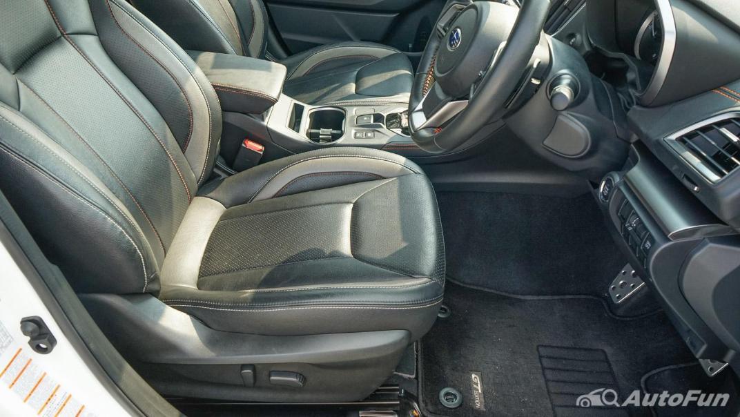 2019 Subaru XV GT Edition Interior 030