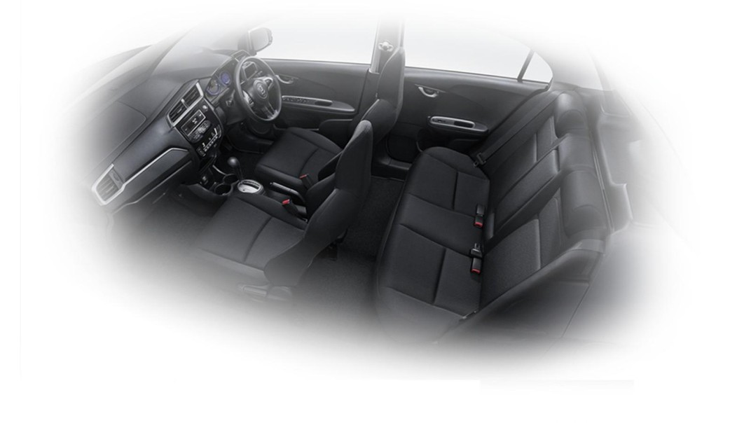 Honda Brio-Amaze 2020 Interior 004