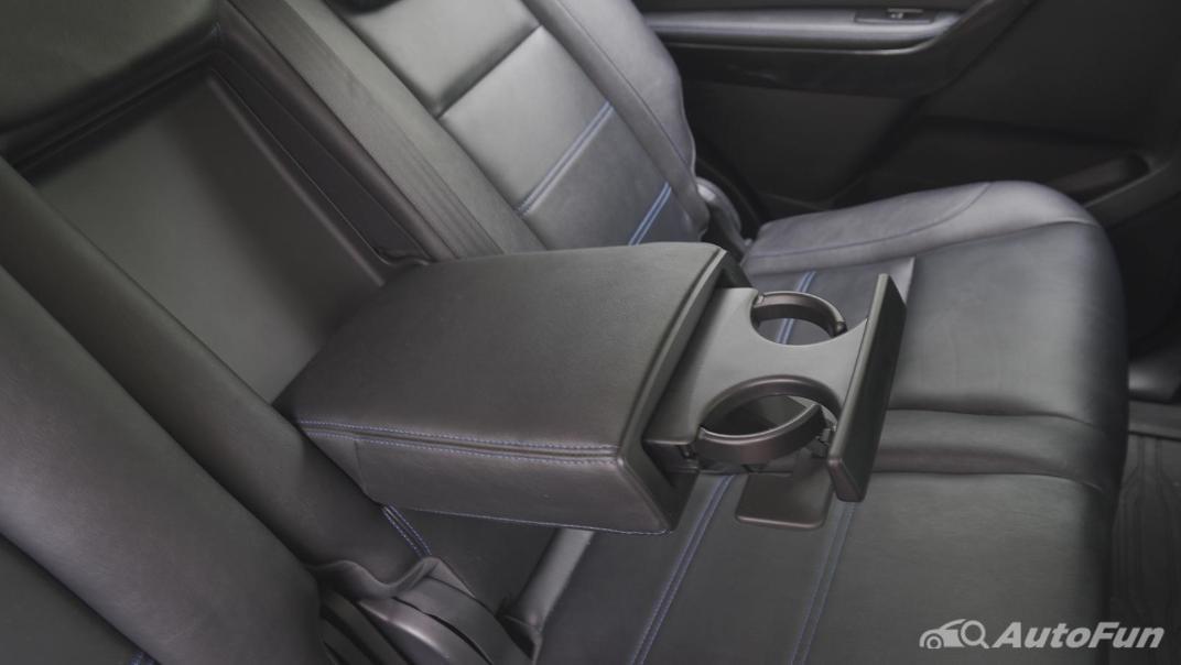2021 Ford Everest 2.0L Turbo Titanium 4x2 10AT - SPORT Interior 042