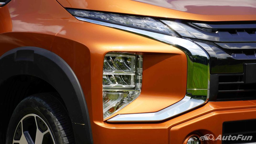 2020 Mitsubishi Xpander 1.5 Cross AT Exterior 016
