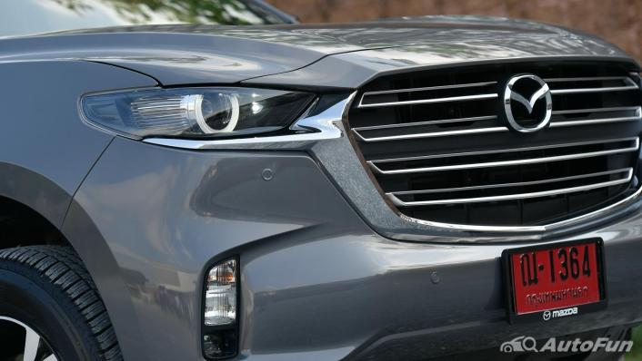 2021 Mazda BT-50 Pro Double Cab 3.0 SP 6AT 4x4 Exterior 007
