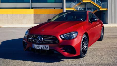 2021 Mercedes-Benz E-Class Coupe E 200 AMG Dynamic ราคารถ, รีวิว, สเปค, รูปภาพรถในประเทศไทย | AutoFun