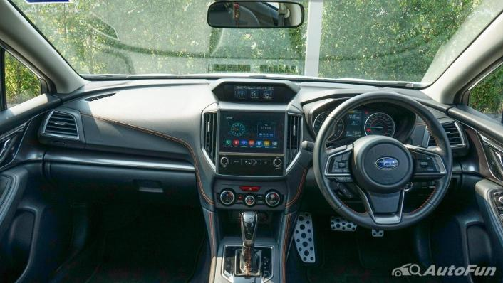2019 Subaru XV GT Edition Interior 001