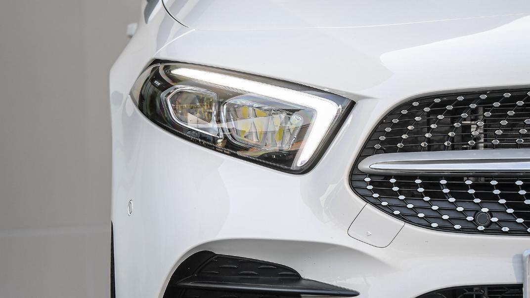 2021 Mercedes-Benz A-Class A 200 AMG Dynamic Exterior 012