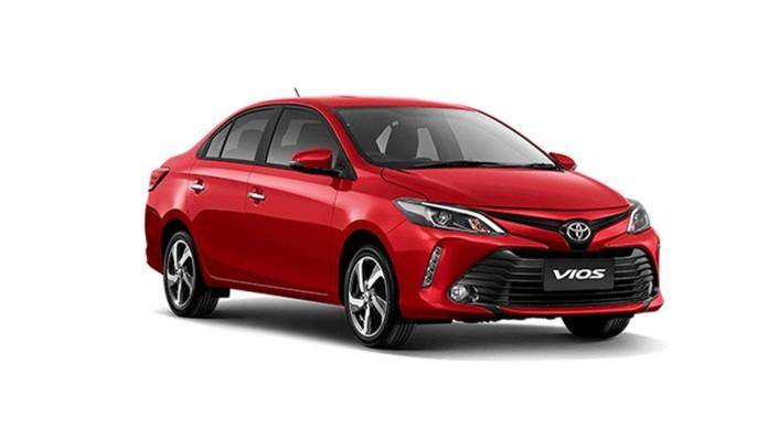 Toyota Vios 2020 Exterior 005