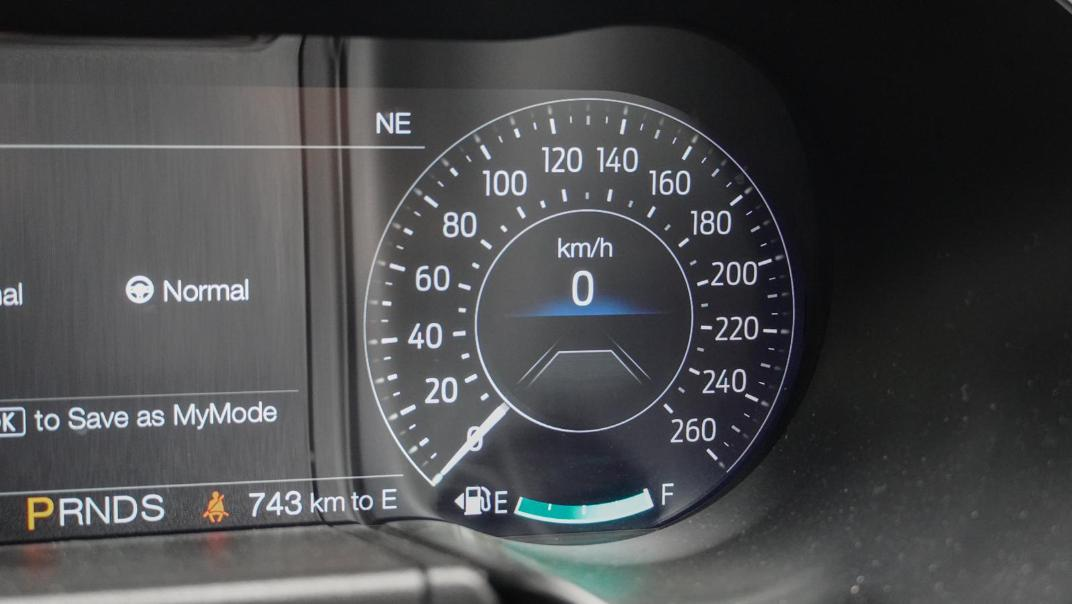 2020 Ford Mustang 2.3L EcoBoost Interior 093