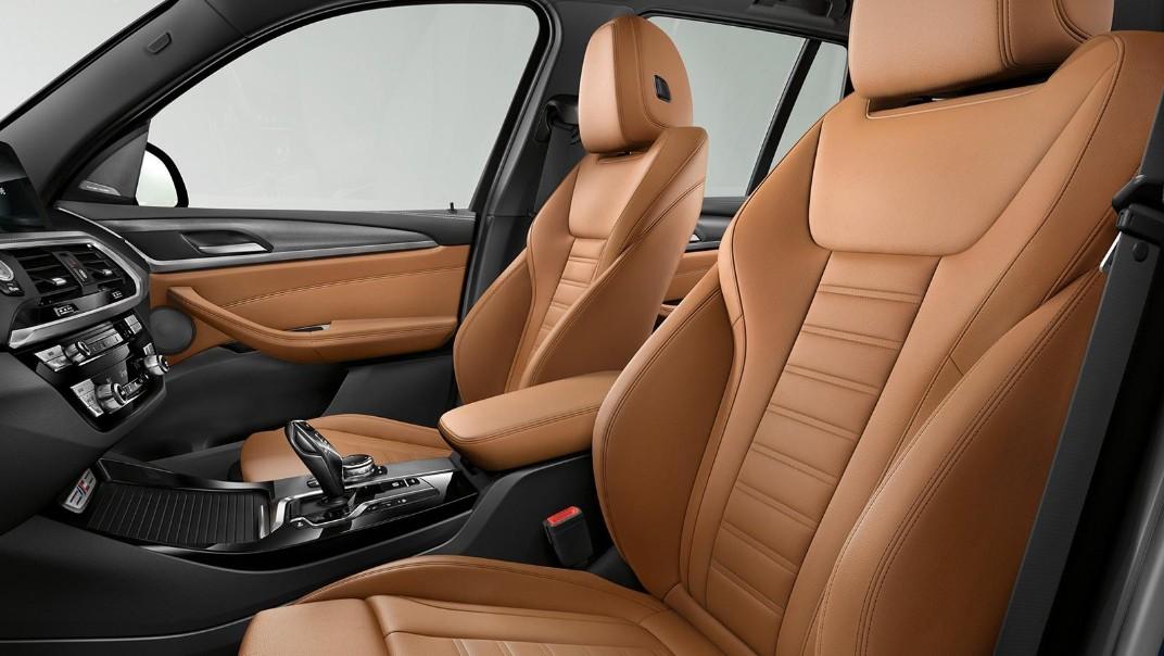 BMW X3-M 2020 Interior 005