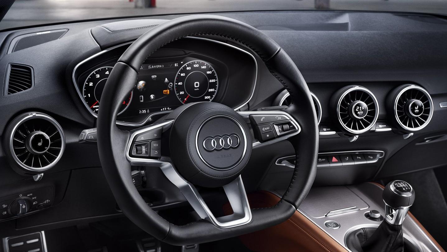Audi TT Public 2020 Interior 003