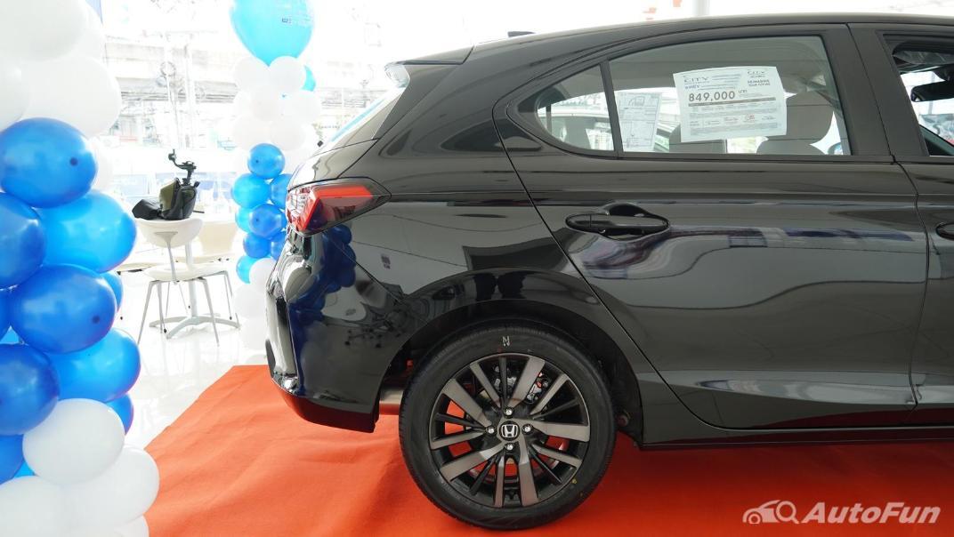 2021 Honda City Hatchback e:HEV RS Exterior 069