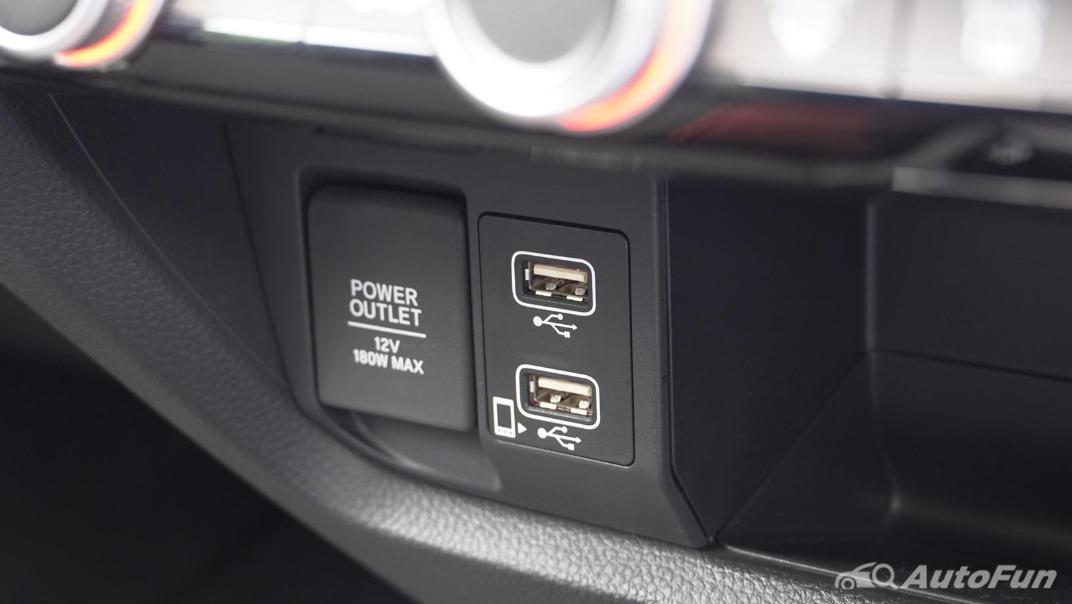 2021 Honda City Hatchback e:HEV RS Interior 023