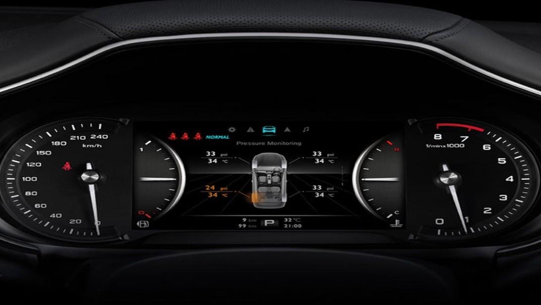 MG HS 2020 Interior 003