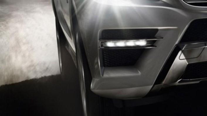 Mercedes-Benz M-Class 2020 Exterior 002