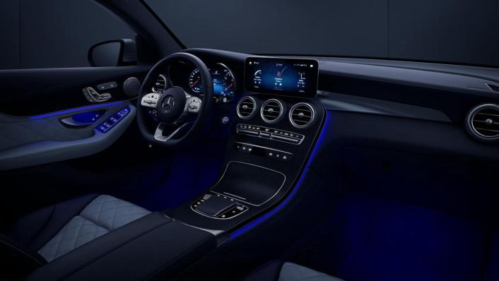 Mercedes-Benz GLC-Class Public 2020 Interior 003