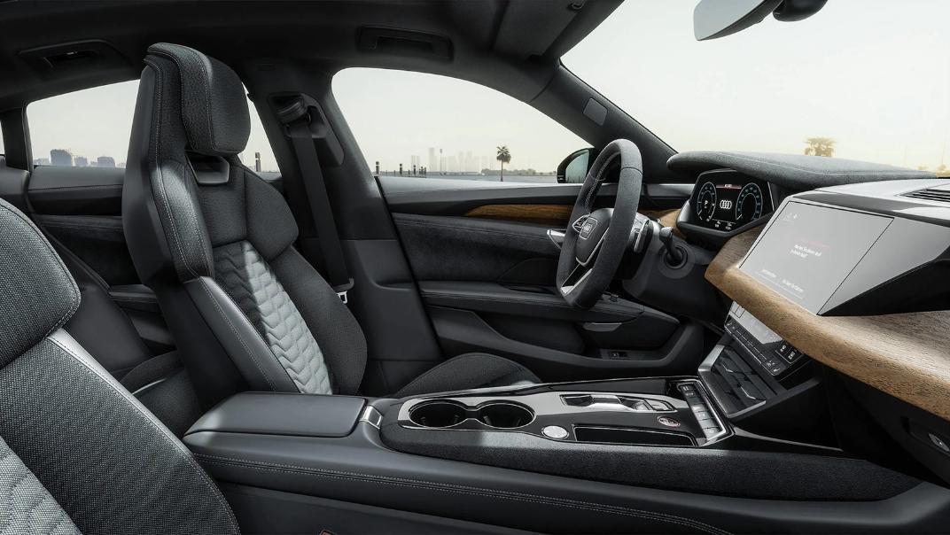 2021 Audi e-tron GT quattro Interior 001