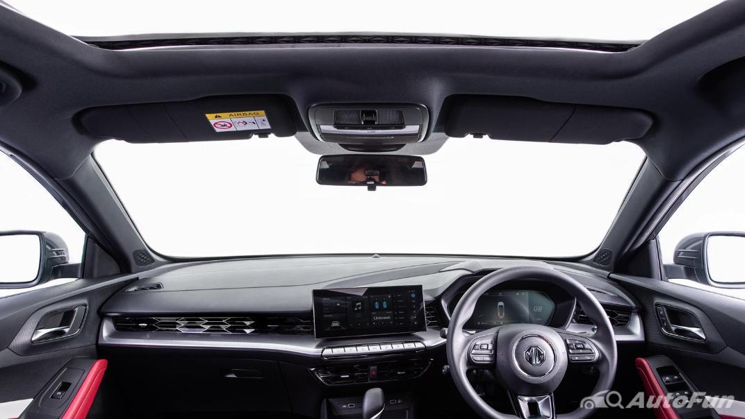 2021 MG 5 Upcoming Version Interior 080