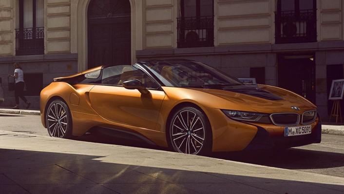 BMW I8-Roadster 2020 Exterior 004