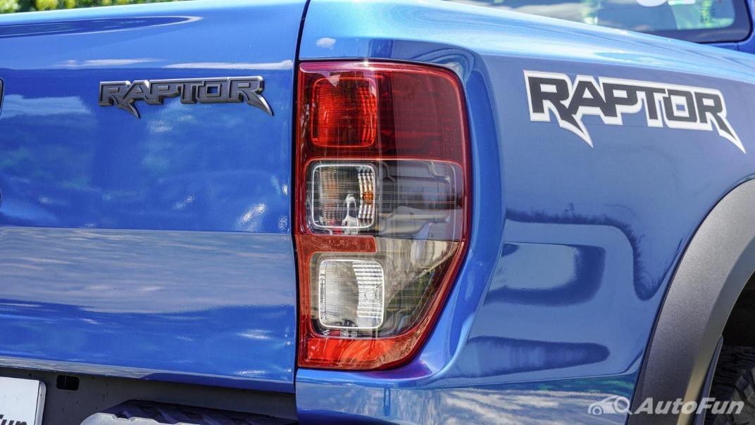 Ford Ranger Raptor 2.0L EcoBlue Exterior 025