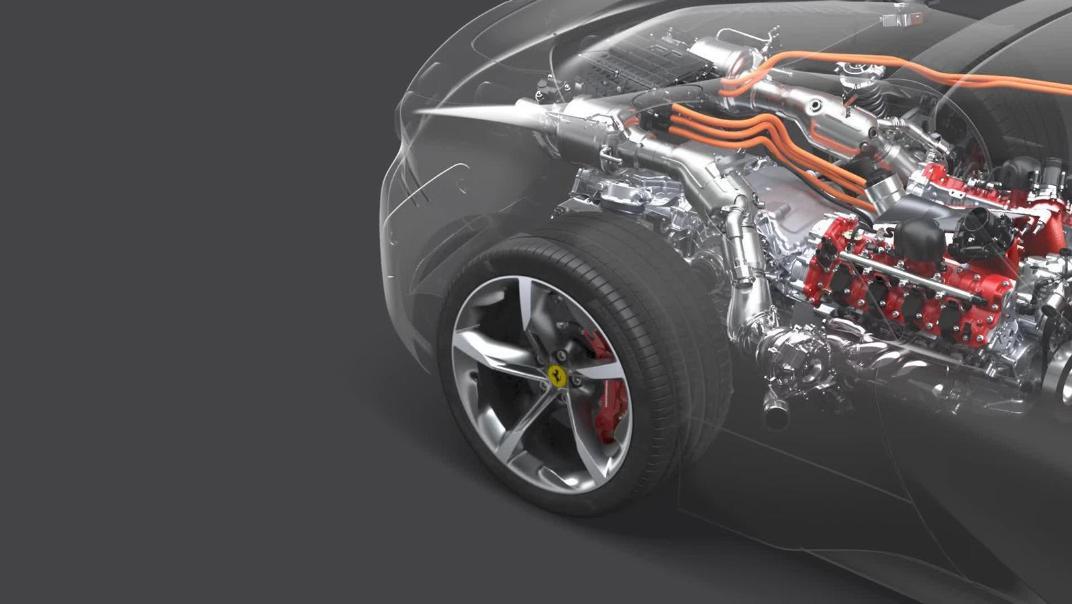 2020 Ferrari SF90 Stradale 4.0 V8 Others 001