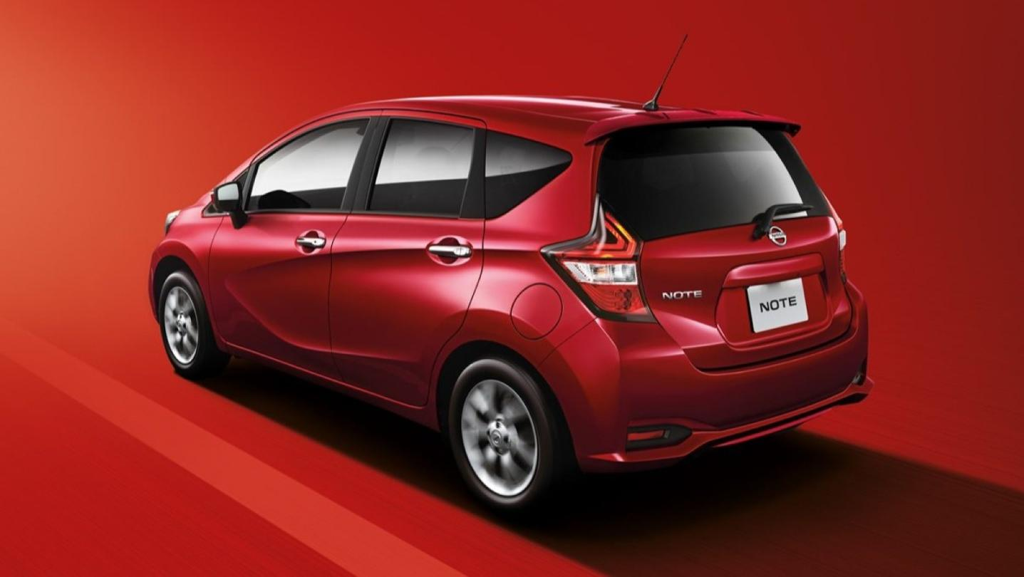 Nissan Note 2020 Exterior 012