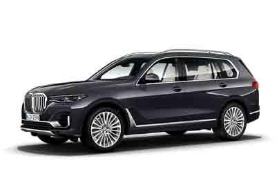 2020 BMW X7 3.0 M50d