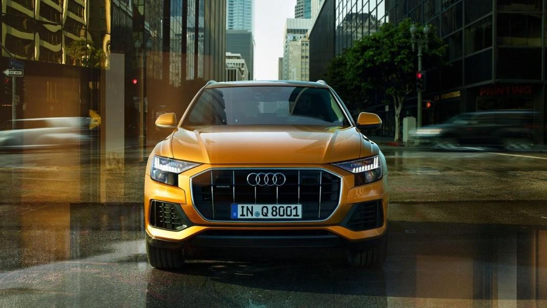 Audi Q8 2020 Exterior 004
