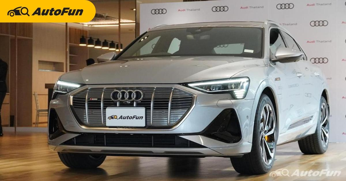Audi เดินหน้าเข้าสู่ยุครถยนต์ไฟฟ้าเต็มตัวภายใน 2035 หลัง Audi e-tron ขายได้ 9,227 คัน ขึ้นอันดับ 1 ใน Norway 01