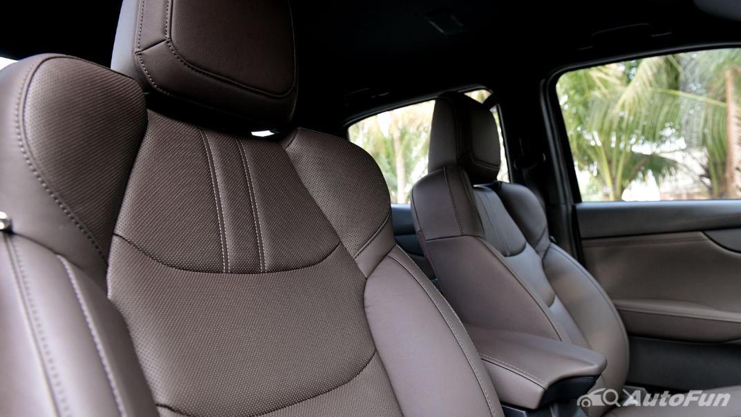 2021 Mazda BT-50 Pro Double Cab 3.0 SP 6AT 4x4 Interior 015
