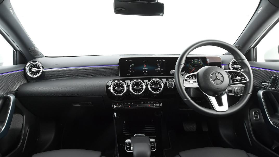 2021 Mercedes-Benz A-Class A 200 Progressive Interior 001